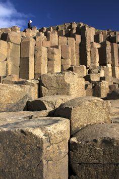Basaltic organ of the Giant's Causeway