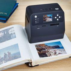 Fotoalbum-Scanner günstig bei EUROtops bestellen
