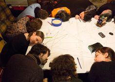 Europa na casa. Rimini Protokoll.  Foto: Manuel G. Vicente.