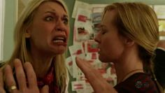 tvhangover:    All the awards in face acting belong to Claire Danes.  Also, all the actual awards.