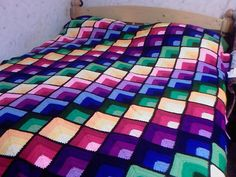 Mantas afganas - Crochet Esquemas                              …                                                                                                                                                                                 Más