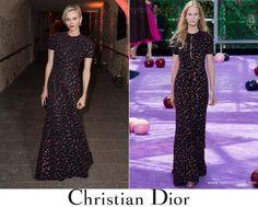 Princess Charlene of Monaco wore Christian Dior Couture - AW15