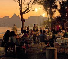 Roteiro zona sul Rio