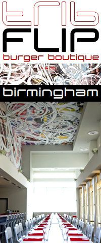 Flip Burger - (Birmingham: 280/Inverness)