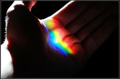 Rainbow in my hand | Flickr - Photo Sharing!