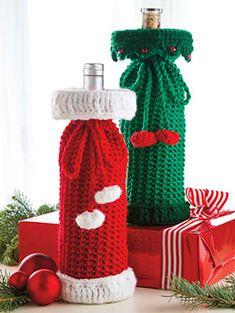 You will find Crochet World Magazine, December 2014, on the magazine rack.