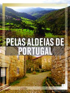 Pelas Aldeias de Portugal: rota de 14 locais a visitar Visit Portugal, Portugal Travel, Places To Travel, Travel Destinations, Places To Go, Algarve, Portuguese Culture, Portuguese Tiles, Europe Holidays