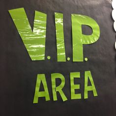 If you haven't seen Rachel Lamb's post on her VIP table, then do so now. It is the neatest idea and when I first saw it on Instagram, I im...