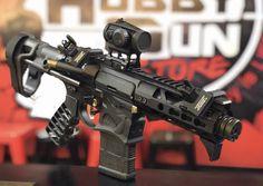 Weapons Guns, Airsoft Guns, Guns And Ammo, Assault Weapon, Assault Rifle, Ar15 Pistol, Weapon Of Mass Destruction, Cool Guns, Firearms