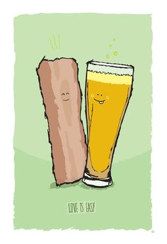 Beer & Bacon