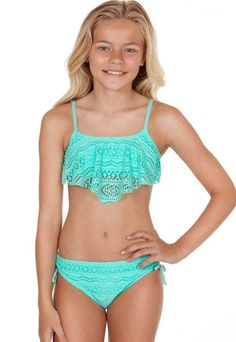 Image Result For Young Tween Girls Swimwear Bikinis