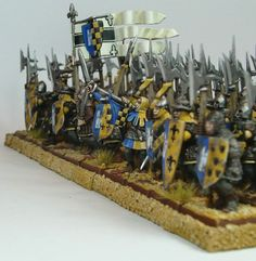 """The Round Table of Bretonnia - Re:""""To Khemri!"""" An attempt to finish a bretonnian army ;) - Forums"""