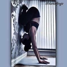 theyogamentor: Child Pose For Handstand