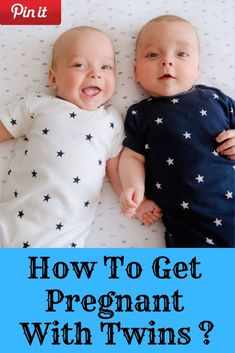 Numerous couples today are asking themselves what it might feel want to get the chance to have twins, triplets, or even quadruplets in their families. How To Get Pregnant With Twins Getting Pregnant With Twins, Get Pregnant Fast, Pregnant Mom, Pregnancy Information, How To Have Twins, After Baby, First Time Moms, Baby Hacks, Baby Tips
