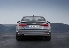 Nieuwe Audi A5 Sportback begin 2017 in showroom - Autoland van den Brug