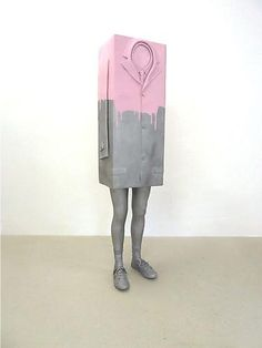 Sculpture by Erwin Wurm. #art #sculpture #body