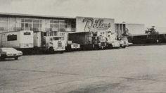 Dillon's Grocery Warehouse, Hutchinson, KS 1970's