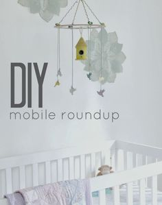 diy ceiling hook for hanging mobiles nursery mobiles baby mobiles
