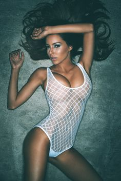 Sexy bodysuit for a boudoir photoshoot for my honey