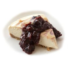 Vegan Cherry Cheesecake