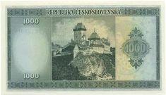 Bankovky a státovky (1945-1953) - Papírová platidla, bankovky European Countries, Czech Republic, Retro, Painting, Historia, World, Painting Art, Paintings, Retro Illustration
