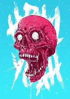 Helixb — все посты пользователя - Страница 32 | Пикабу Hacker Logo, Horror Art, Skulls, Russia, Inspiration, Biblical Inspiration, Skeletons, Inspirational, Inhalation