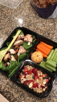 Healthy meal prep - lunch