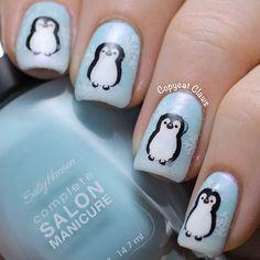Instagram photo by copycatclaws #nail #nails #nailart