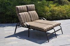 Backyard Creations Branson Double Lounge Chair at Menards