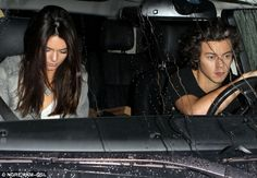 | ONE DIRECTION HARRY STYLES and KENDALL JENNER ARE BACK TOGETHER | http://www.boybands.co.uk
