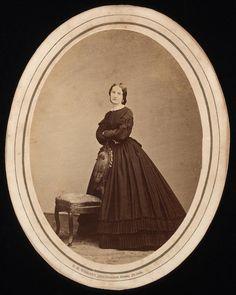 Antonia Ford, Confederate Secret Agent who married her captor, Major Joseph C. Willard.