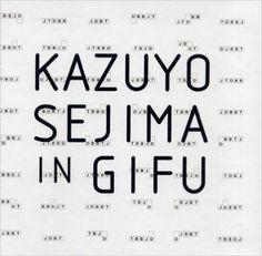 Kazuyo Sejima In Gifu: Albert Ferré: 9788489698925: Amazon.com: Books