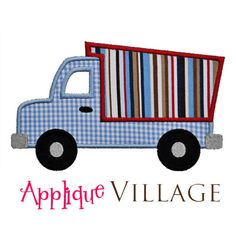 Cars And Trucks Applique Google Search Applique Embroidery