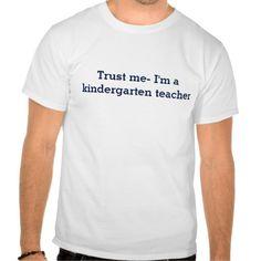 T-shirt for kindergarten teachers T Shirt, Hoodie Sweatshirt
