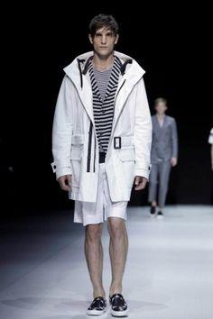 Andrea Pompilio Spring Summer Menswear 2014 Milan
