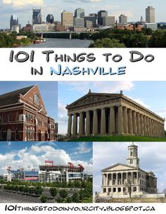 101 Things to Do...: 101 Things to do in Nashville @Christina & O'Malley @Olivia García Christine @Raychel Grand Betkoski.