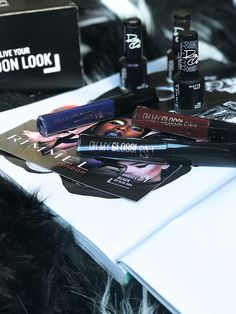 RIMMEL X RITA ORA | SHADES OF BLACK