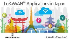 #IoT New #LoRaWAN based #Network in Japan Open for Field Testing IoT Applications