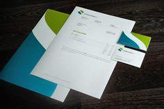 Logo development, design of corporate identity for Speechwell