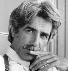 Sam Elliot~  THE VOICE. Period./....Makes a perfect cowboy! Also lives in Texas.