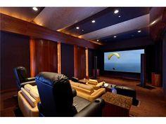 dream home movie theater