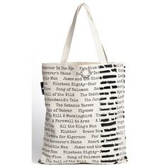 dc04851b7f Banned Books Tote -- great bag to hide all your banned book in! Book
