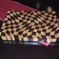 End Grain Cutting Board by Michael Anderson