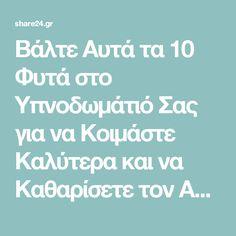 Βάλτε Αυτά τα 10 Φυτά στο Υπνοδωμάτιό Σας για να Κοιμάστε Καλύτερα και να Καθαρίσετε τον Αέρα που Αναπνέετε! - share24.gr