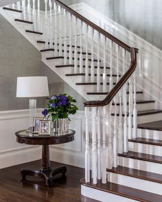 Brisbane based interior designers and decorators Rustic Staircase, Entrance Ways, Home Decor Inspiration, Farmhouse Style, Small Spaces, Mid-century Modern, Diy Home Decor, Interior Decorating, Stairs