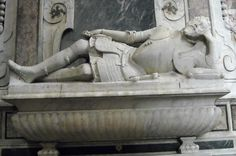 Sepulchre of Troiano Mormile - 16th century - Church of Saint Severino e Sossio in Naples | Flickr - Photo Sharing!