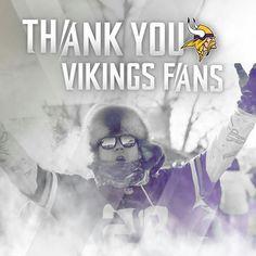 Thank you, VIKINGS, SKÖL!