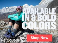 Premium Merino Wool Hiking Socks - CloudLine Apparel