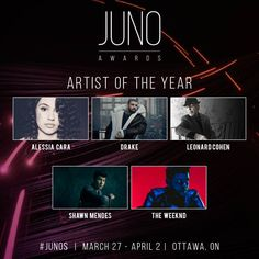 Every year the JUNO Awards recognize the best musical talent in Canada with a party you don't want to miss and we're hooking Members up with three awesome ways to be there:  Grand Prize:  One lucky Member and guest will win a flight to Toronto, a ride on the Juno Express powered by VIA Rail Canada with food & beverage and a full-on VIP weekend including Behind the Scenes Tour, accommodation and superstar treatment at the JUNO Awards from the comfort of the Virgin Mobile Members Lounge.