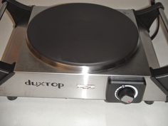 Britsy's Reviews: Review: Duxtop Electric Burner